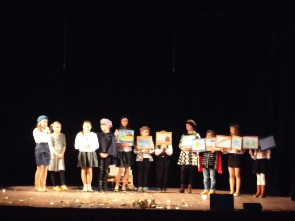 """""""Razem zmieniamy świat"""" przedstawienie w Centrum Kulturalnym w Przemyślu"""