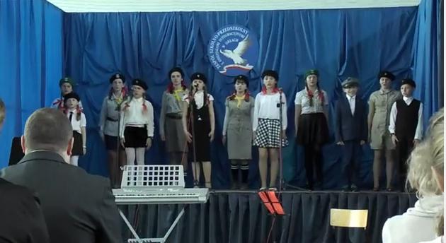 Koncert laureatów konkursu piosenki patriotycznej – Orły 2015
