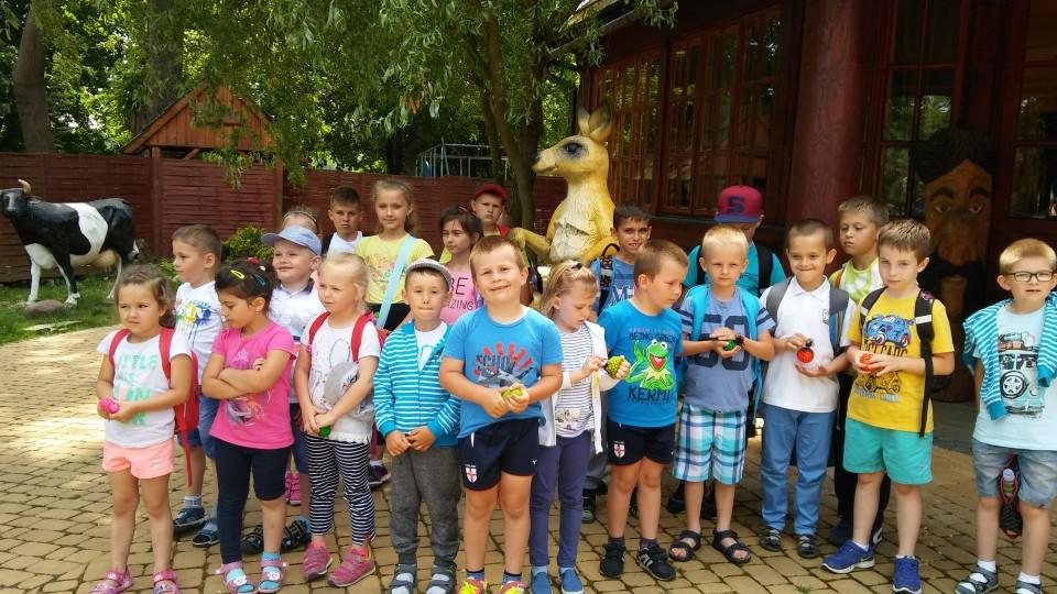 Wycieczka do Sali Zabaw w Wapowcach 21.06.2017