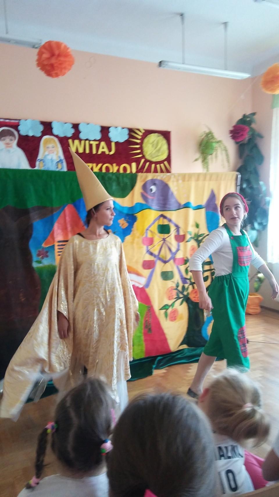 """28.09.2017 Teatrzyk """"Pinokio"""""""
