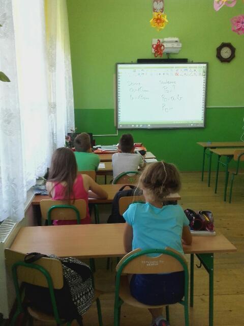 lekcja otwarta z matematyki
