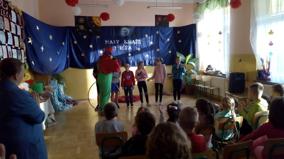 cyrk w naszej szkole