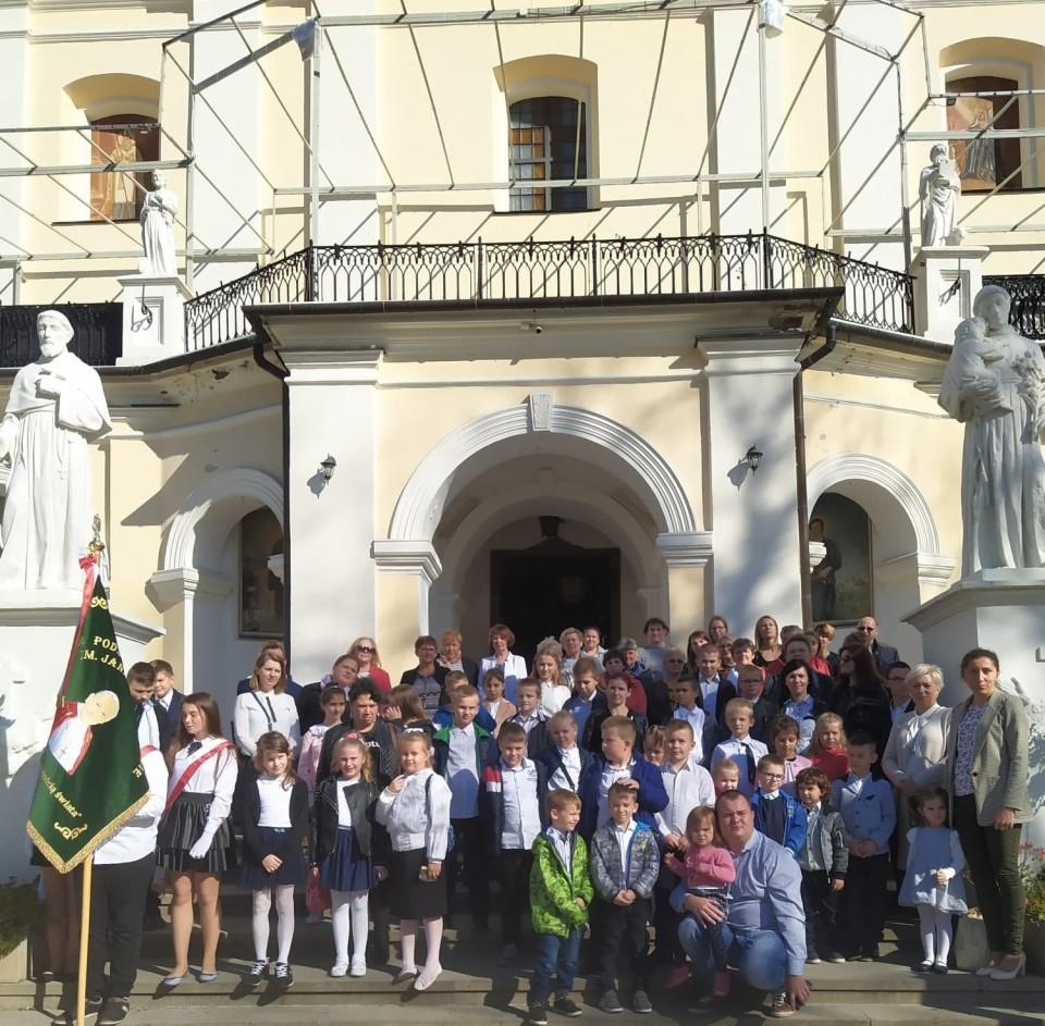 V rocznica nadania naszej placówce imienia Jana Pawła II