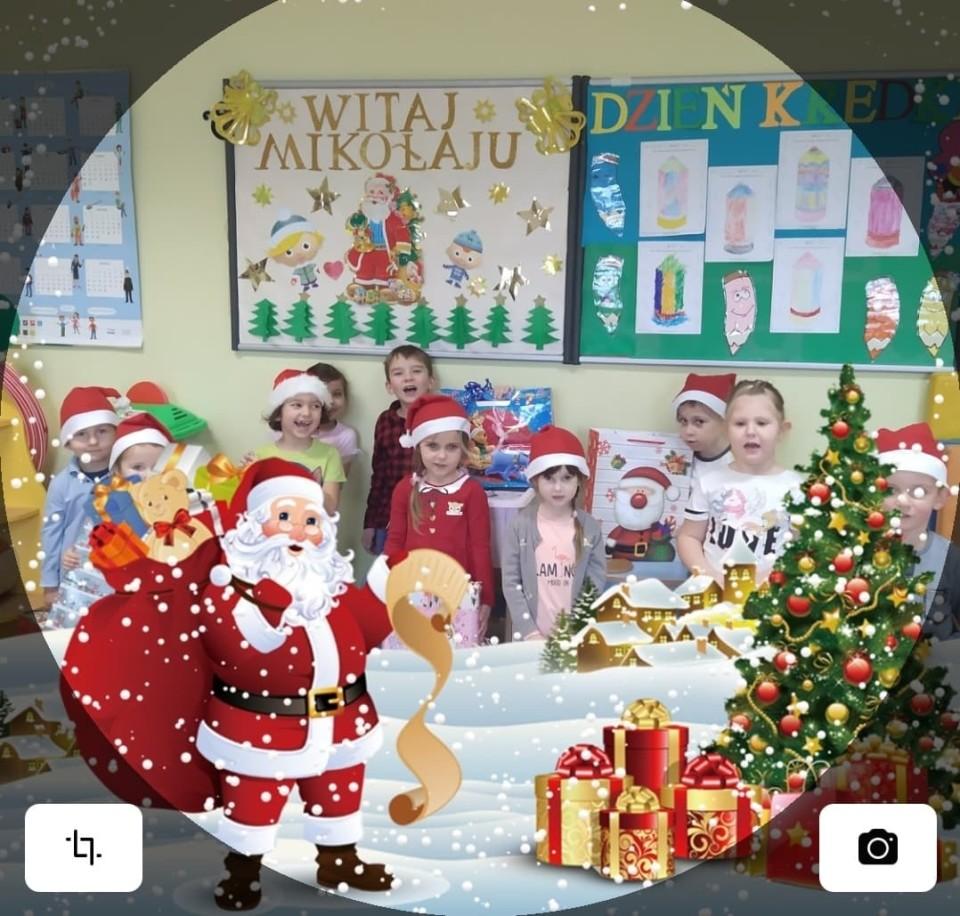 Tajemnicza wizyta Świętego Mikołaja