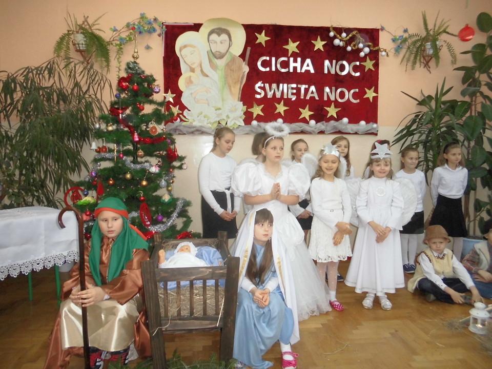 CICHA NOC… ŚWIĘTA NOC