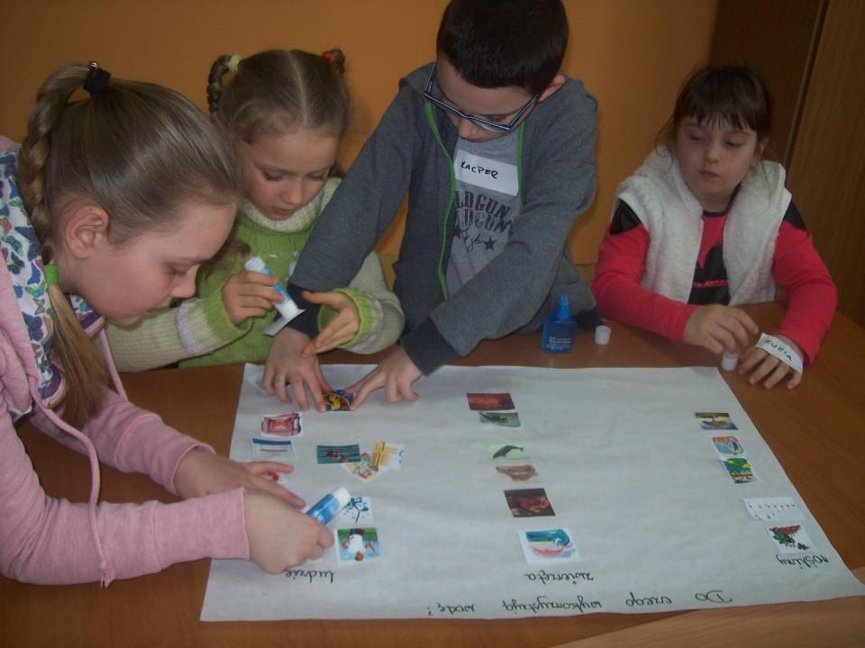 Warsztaty szkolne przeprowadzone przez Regionalny Zarząd Gospodarki Wodnej w Krakowie i Przemyślu