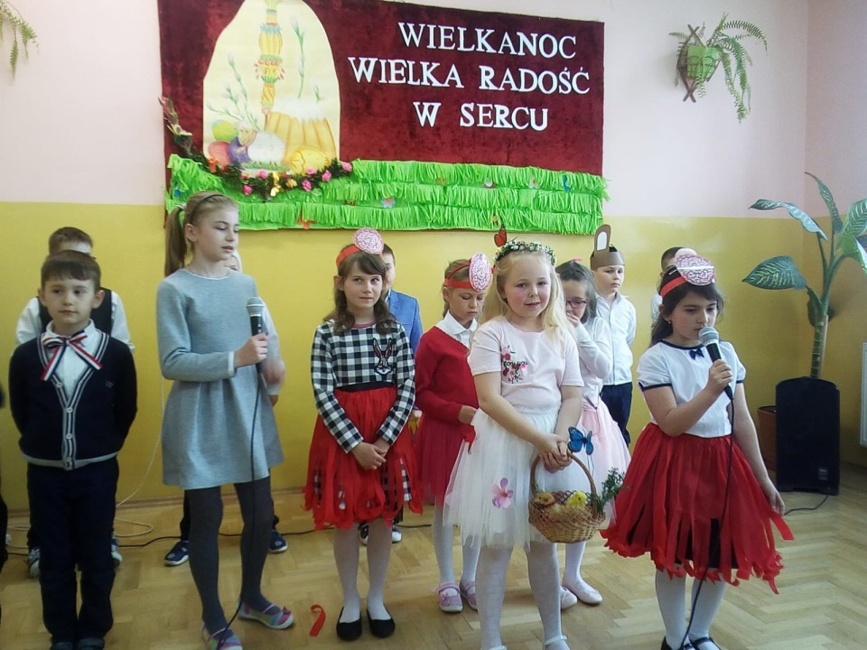 Poranek Wielkanocny w naszej Szkole