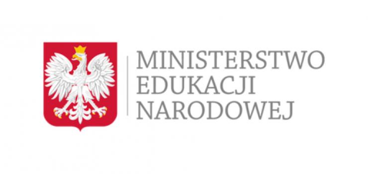 List od Pana Dariusza Piątkowskiego Ministra Edukacji