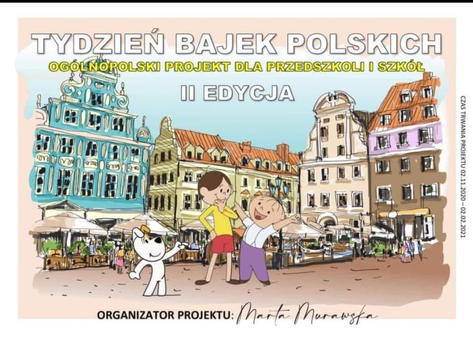 Tydzień Bajek Polskich